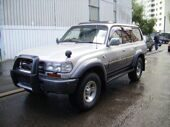 Toyota Land Cruiser 80 (RH) 96г.