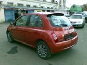 Nissan Micra 08 г.