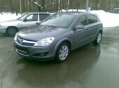Opel Astra H 07г.